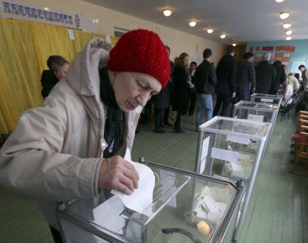 Сепаратисты намерены провести референдум после мацских праздников / REUTERS