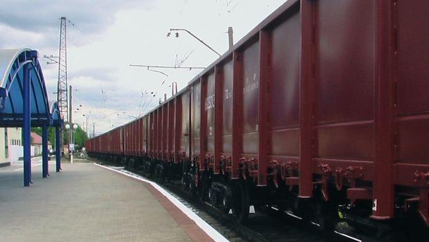 ВоЛьвове ушли под откос восемь железнодорожных вагонов