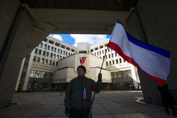Осенью состоятся выборы в нелегитимный парламент Крыма/ REUTERS