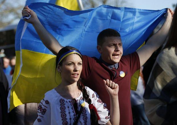 українці, украинцы / REUTERS