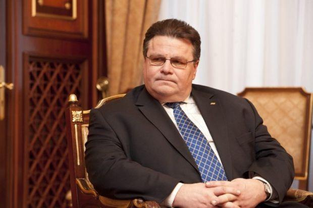 Линкявичюс сообщил об убийстве консула Литвы