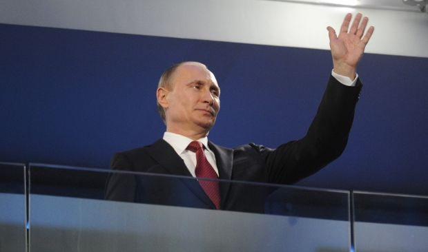 Путін / REUTERS