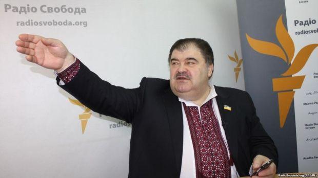 Бондаренко відмовився віддавати мандат / Радіо Свобода