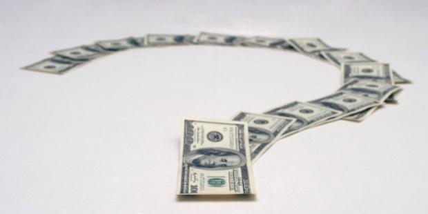 Доллар на сегодняшних торгах уже вырос на 50 копеек / Фото УНИАН
