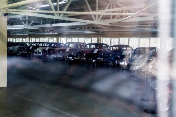 У «Межигір'ї» виявлені раритетні автомобілі кіностудії ім. Довженка