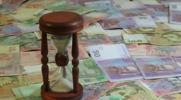 Дефицит украинского бюджета составил 2,1 миллиарда / Фото УНИАН