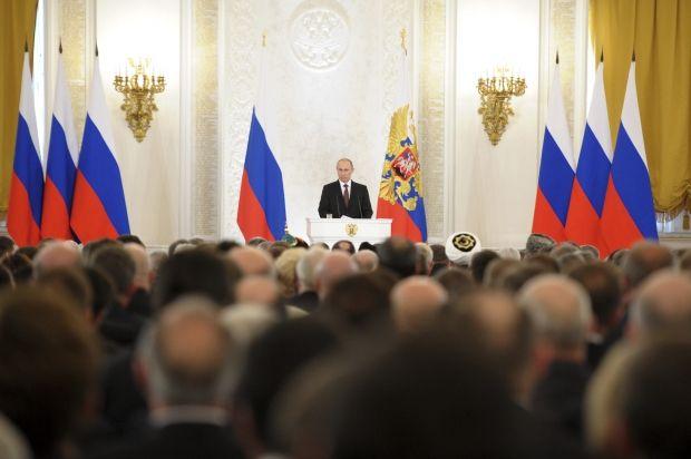 Путин считает, что власть в Украине