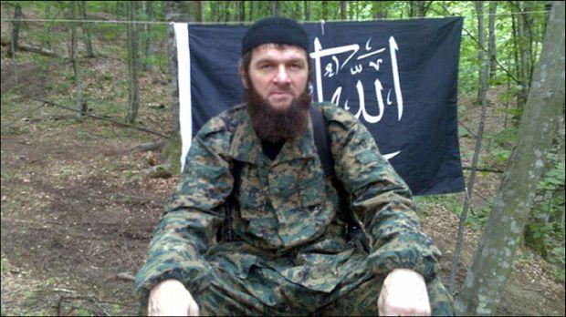 Чеченские боевики подтвердили смерть своего лидера докку Умарова / russian.rt.com