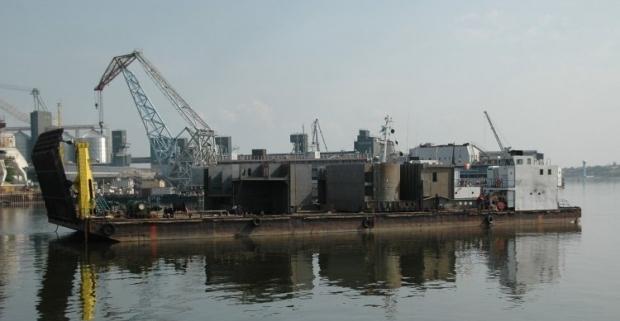 Аграрии будут будут пользоваться портами на материке / Фото УНИАН