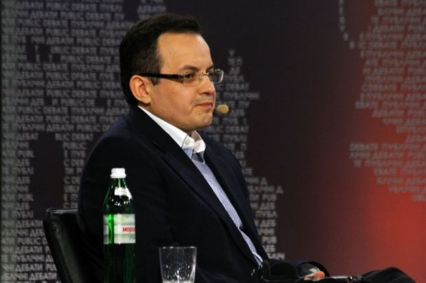 Олег Березюк / debaty.org