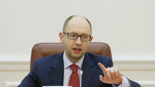 Яценюк предлагает облагать налогом доходы с депозитов свыше 50 тыс. грн