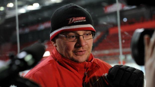 Андрей Назаров - перспективный молодой российский тренер / hcdonbass.com