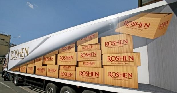 Продукция с украинских фабрик Roshen не экспортируется в Россию с августа 2013 года