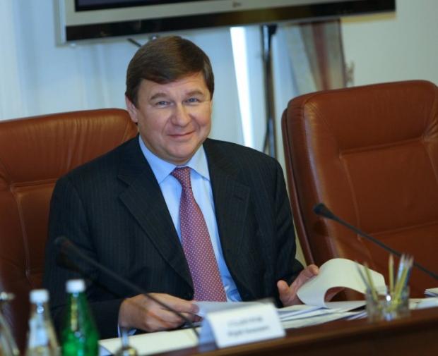 Поживанов прийшов до парламенту України