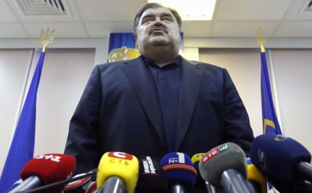 Володимир Бондаренко - в.о. обов'язки київського міського голови