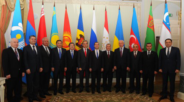 Meeting of Council of Government Leaders of the CIS in St.Petersburg, November 20 2013