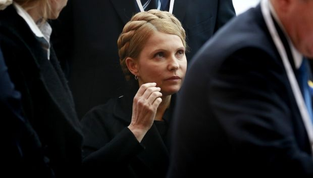 Tymoshenko says she want to run for presidency / REUTERS