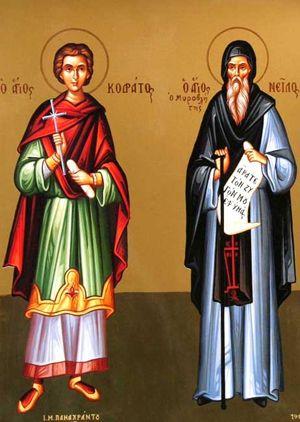 Мученик Кодрат пострадал за Христа во времена императора Декия