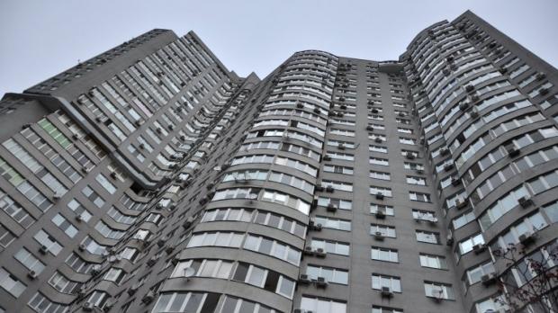 Цены на квартиры в долларах снизились во всех районах Киева / Фото УНИАН