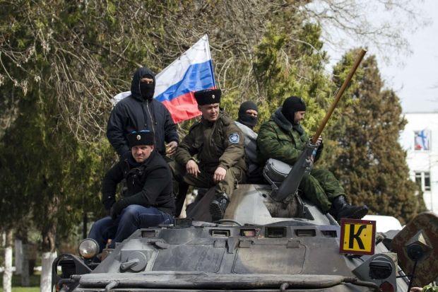 Правозащитники боятся, что оккупационные власти вывезут заключенных в Сибирь / REUTERS