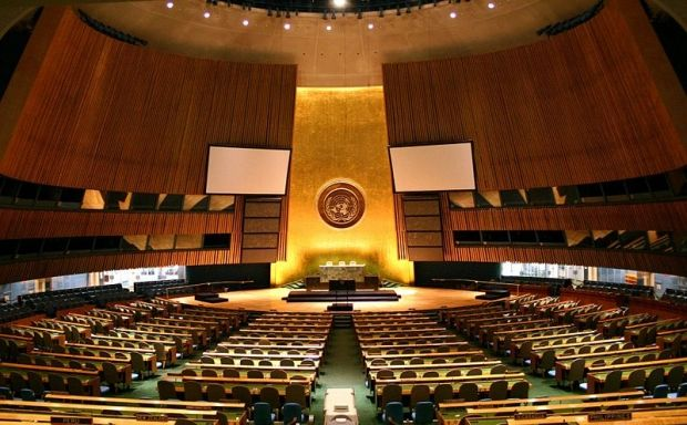 UN General Assembly to consider issue of Ukraine today / wikimedia.org
