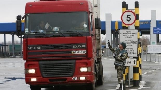 Україна вимагає від Росії скасувати заборону на транзит українських вантажівок / Фото УНИАН