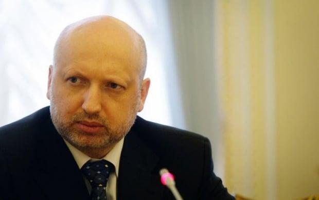 Турчинов поручил немедленно расследовать обстоятельства покушения на Кернеса