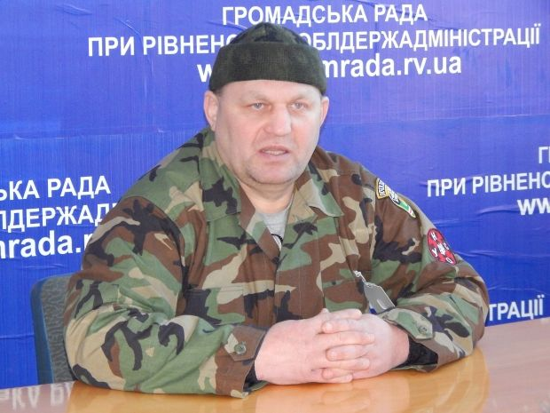 Александр Музычко / erve.ua