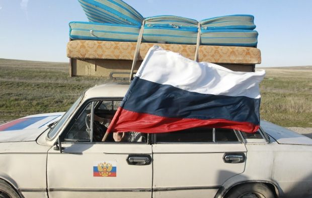 В 2013 году 39,8 тысяч россиян подали обращения на получение убежища в других странах. / REUTERS