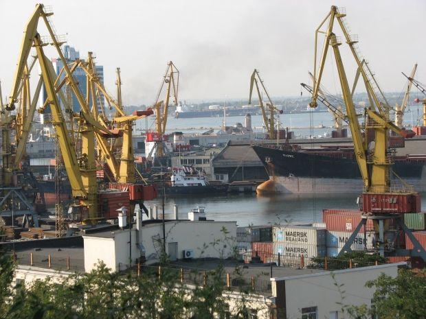 Одесский порт / nice-places.com