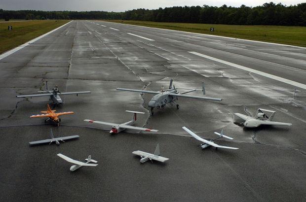оссия запускает беспилотники из оккупированного Крыма