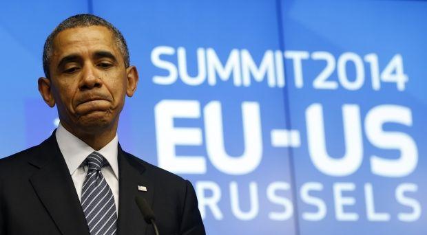 Обама не сможет поехать в Донецк аж до ноября этого года / REUTERS