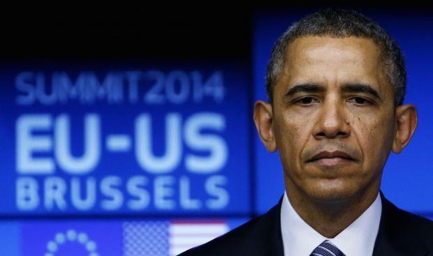 Обама: США и НАТО не хотят никакого конфликта с Россией / REUTERS