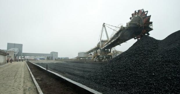 Украина уже ощущает острый дефицит угля / Фото УНИАН