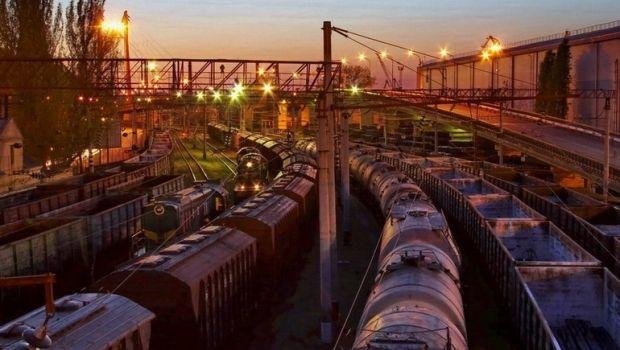 В прошлом году вагонооборот станции Вапнярка составил 442 182 вагона / УЗ