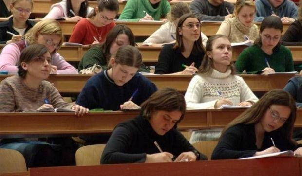 Кличко также призвал студентов проявить свою моральную и гражданскую позицию / Фото: УНИАН
