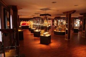 музей, посвященный 1000-летнию русского монашества на Святой Горе