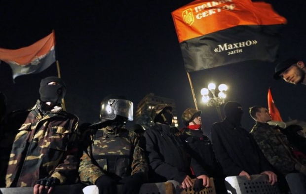 Турчинов уверен, что вчерашняя попытка штурма ВР организована Россией
