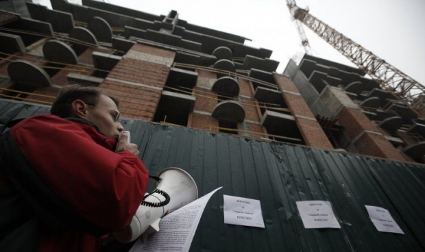 Суд визнав незаконним скандальне будівництво біля Софійського собору