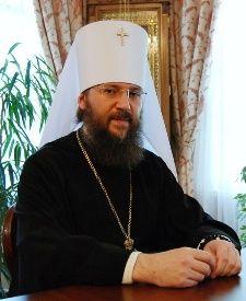 митрополита Бориспольского и Броварского Антония