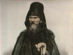 Преподобный Парфений Киевский