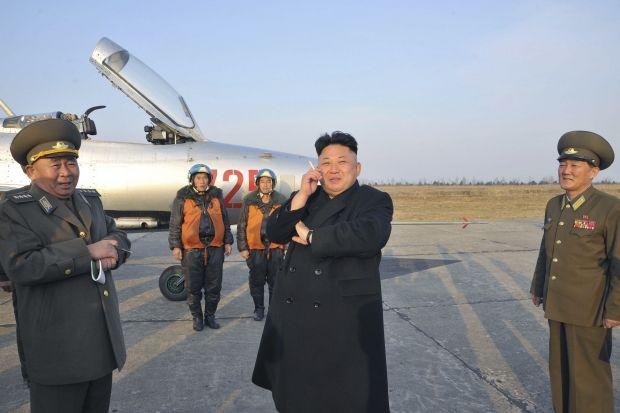 Корейские ракеты взбудоражили Дальний Восток / REUTERS