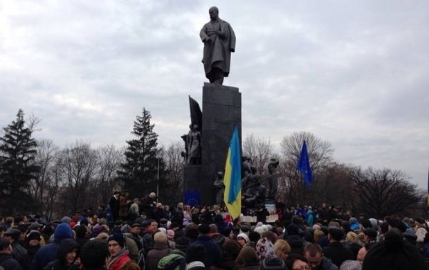 В Харькове соберут Народное вече / glavnoe.ua