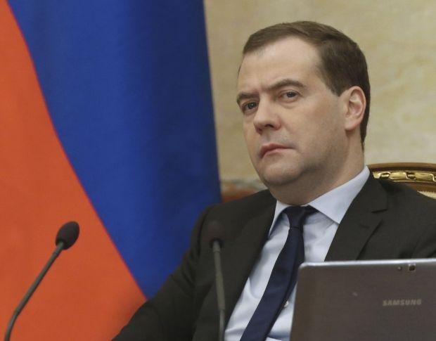 медведев / REUTERS