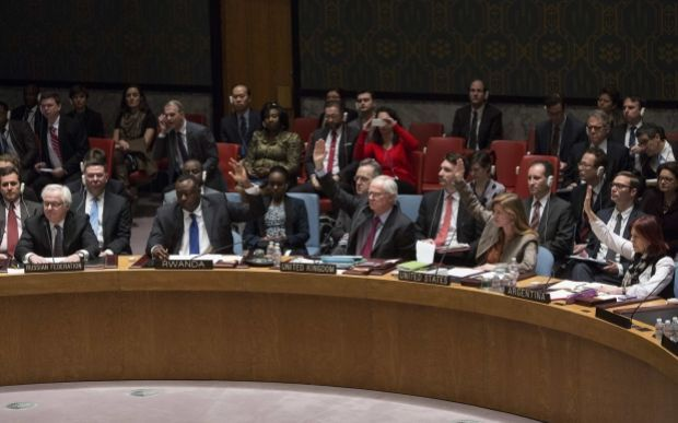 UN Security Council to discuss situation in Ukraine again today/REUTERS