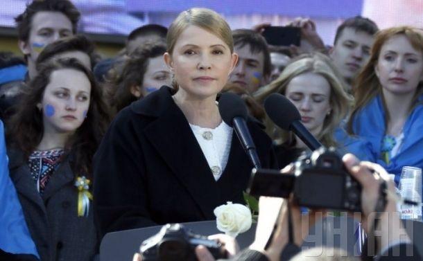 По декларации Тимошенко живет одна на голую зарплату в маленькой квартире