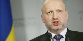 Turchynov signs law on amnesty in 2014