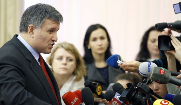 "Avakov is ready to resign if ""it is choice of society"""