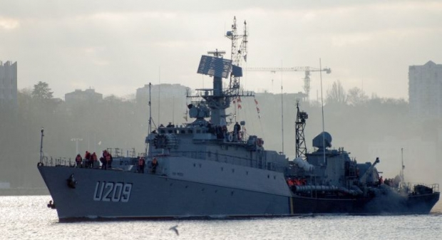 Ukraine to withdraw about 70 ships from Crimea