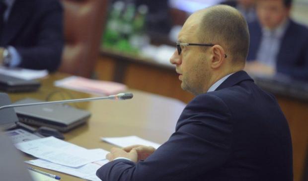 European market to be opened for Ukrainian goods from May 15 – Yatsenyuk
